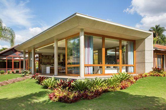 บ้านคอนกรีต วิถีพื้นเมืองผสานโมเดิร์น « บ้านไอเดีย แบบบ้าน ตกแต่งบ้าน เว็บไซต์เพื่อบ้านคุณ