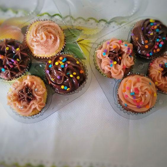 Existe coisa mais linda que um cupcake?