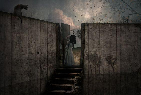 Back Door Secrets by MissGrib.deviantart.com on @DeviantArt