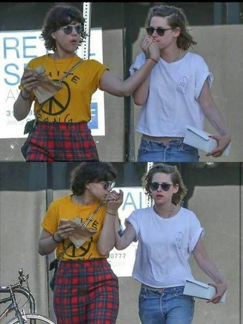Pin By Clare Yates On 女の子 Kristen Stewart Style Lesbian Fashion Cute Lesbian Couples