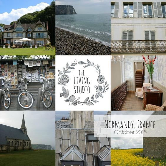 The Living Studio Normandy {Part One}   Jeanne Oliver