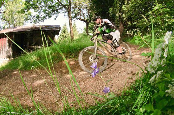 Mountain Biking in Les Gets