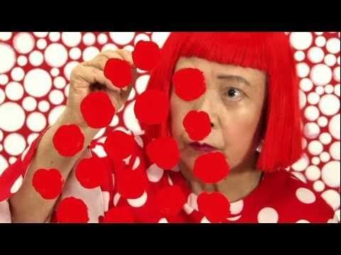 Yayoi Kusama: Princess of the Polka dots