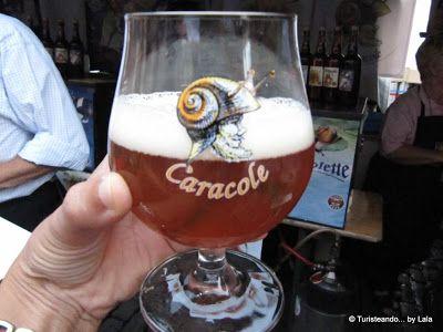 Weekend de la Biere en Bruselas - Fin de semana de la cerveza belga