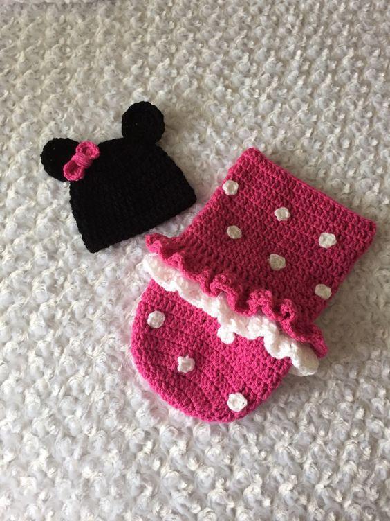 Traje de bebé para fotos Lady Bug Cocoon - traje de bebé bebé saco ...