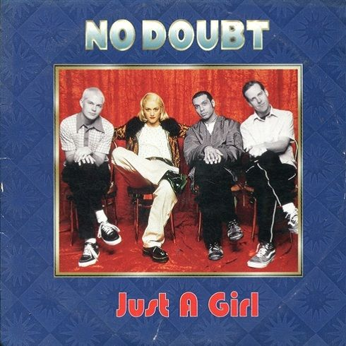 No Doubt – Just a Girl (single cover art)