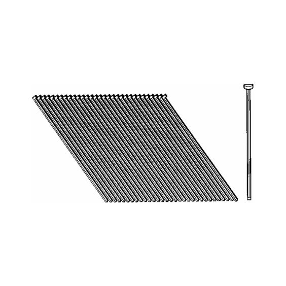 Bostitch S16d131gal Fh 28 Degree 3 1 2 Inch By 131 Inch Wire Weld Galvanized Framing Nails 2 000 Per Box Ad Degree A Framing Nails Air Tools Galvanized