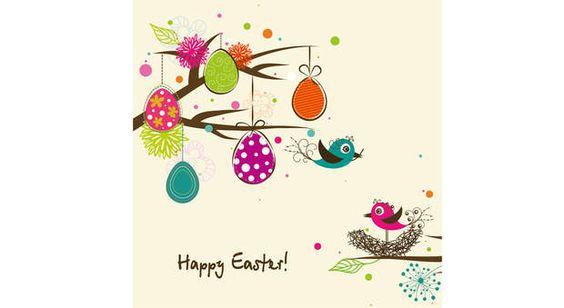 Carte de Pâques à imprimerImprimez cette carte de Fêteà donner à l'occasion de Pâques.