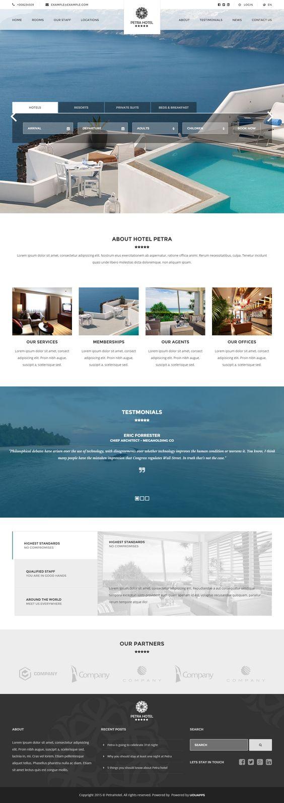Google themes video - Petra Is Premium Full Responsive Wordpress Hotel Theme Retina Ready Angular Js Video Background Woocommerce Google Map Test Free Demo At