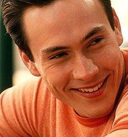 Chris Klein. Love him! Love him! Katie Holmes is an idiot!