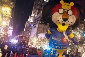 The BMO Harris Bank Magnificent Mile Lights Festival, the nation's largest evening holiday celebration, returns on Saturday, November 21, 2015!