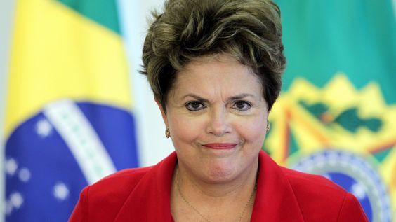 Canadauence TV: Em meio a queda nas pesquisas, Dilma Rousseff conc...