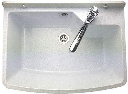 Gospo Ausgussbecken Mit Stehende Armatur Waschbecken 61 Https