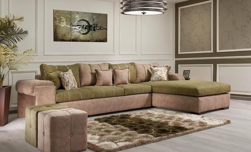 ركنة برادا Kabbanifurniture Furniture Sectional Couch Home Decor
