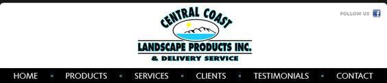 Central Coast Landscape Products San Luis Obispo, CA