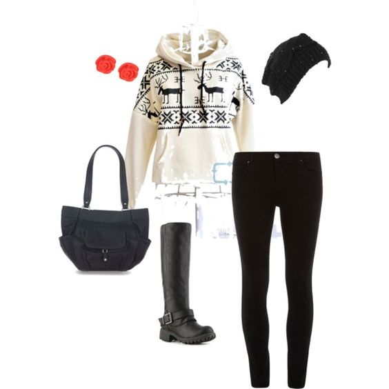 """Winter Comfort"" by lillabee11 on Polyvore"
