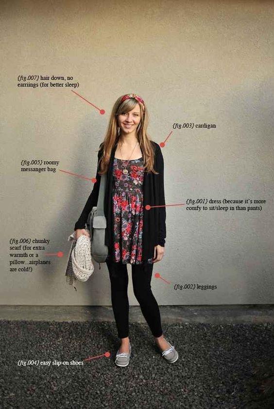 Use leggings. | 27 coisas que toda mulher que viaja a negócios deveria saber