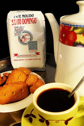 Cafe Santo Domingo