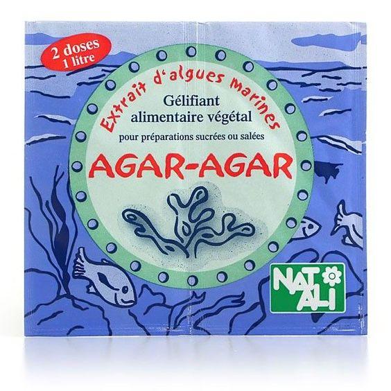 Equivalence agar agar, feuille de gélatine...  càc rase d'agar-agar = 2 g d'agar-agar = 6 g de gélatine en feuille (ou poudre) soit 3 feuilles