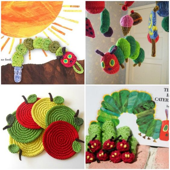 Free crochet, Google and Caterpillar on Pinterest