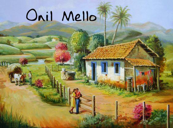 Quandro Onil Mello - Rede AliançaRede Aliança