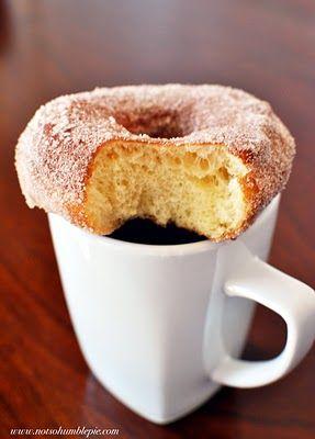 Not So Humble Pie: Thomas Keller's Cinnamon-Sugar Doughnuts
