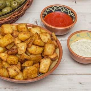 Top-Secret Taco Bell Copycat Cheesy Fiesta Potatoes