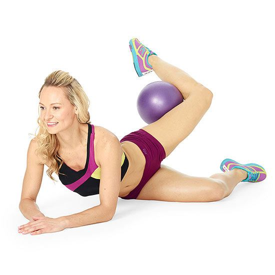 Tighter From Tush To Toe: Lower-Body Pilates Workout