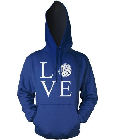 Love Volleyball The perfect t-shirt for any proud Volleyball player. Order yours today! Premium, Women's Fit & Long Sleeve T-Shirts Made from 100% pre-shrunk cotton jersey. Heathered colors contain pa