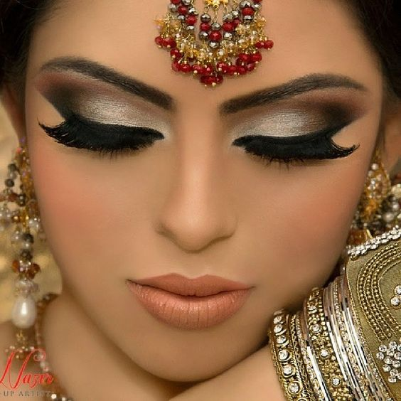 Latest Bridal Makeup Trends 2019 For Pakistani Brides 2020