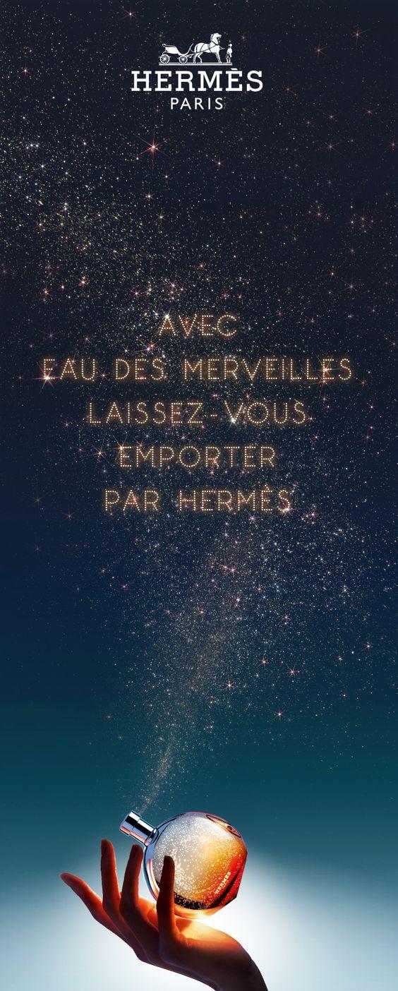 Eau des Merveilles d'Hermès fête ses 10 ans !  Quelle phrase allez-vous créer en un pschitt ? >> https://www.youtube.com/user/hermes/eaudesmerveilles
