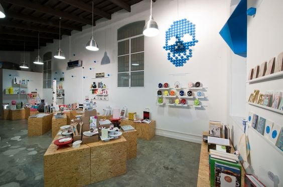 The Private Space Shop