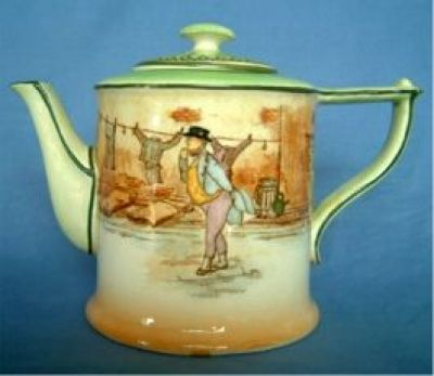 Royal Doulton Teapot - Mr Pickwick
