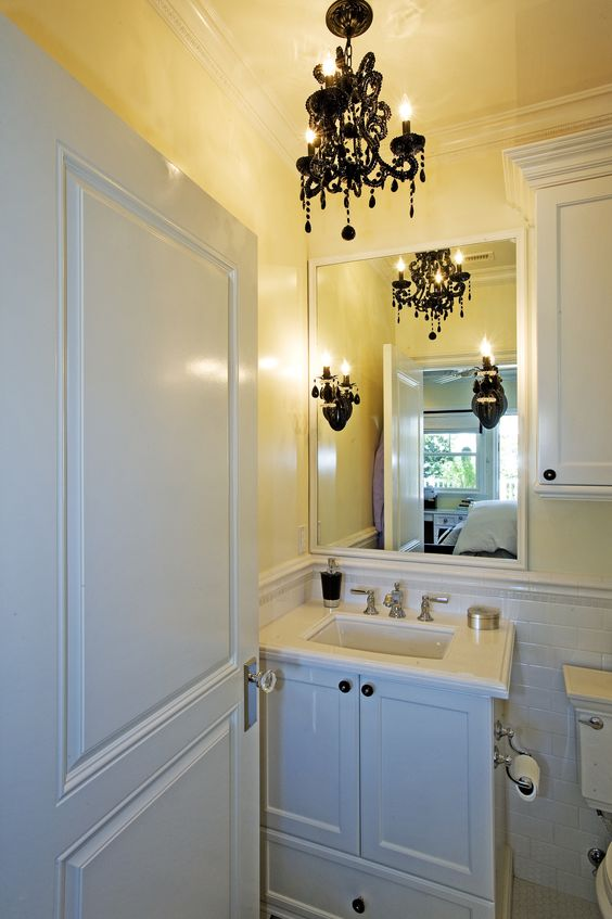 Custom Structure Home Bathroom