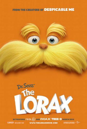 The Lorax - (3.5/5)