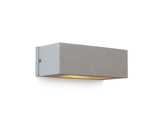 Venkovní svítidlo RENDL RED R10437 | Uni-Svitidla.cz Moderní nástěnné svítidlo vhodné k instalaci na stěny domů, bytů či pergol #outdoor, #light, #wall, #front_doors, #style, #modern