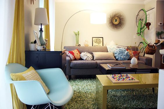 Buy It, DIY It & Make It Fit: 20 Posts to Help You Move into a Small Space | Apartment Therapy