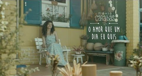 Talentos do Brasil: Assista ao novo clipe de Flávia Caraíbas