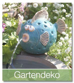 Gartendeko Sortiment Bei Keimzeit In 2020 Garten Deko Dekoration Keramik Blumen
