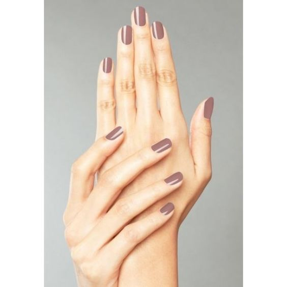 Butter London Mums The Word Patent Shine 10X Nail Lacquer is an opaque, rosy nude creme.
