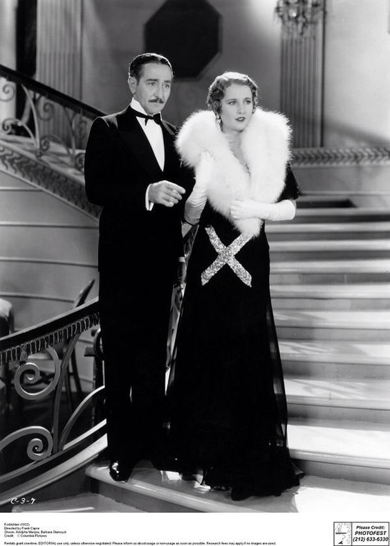 Stanwyck arrives