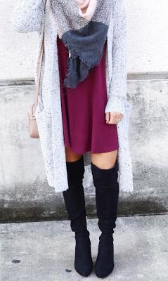 51 Amazing Winter and Fall Outfit to Check Out - Style Spacez