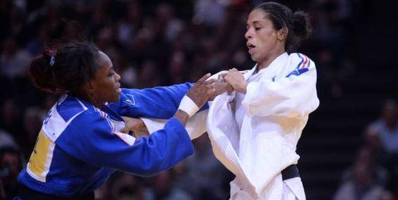 Judo - ChE (F) - Championnats d'Europe : Annabelle Euranie manque le bronze