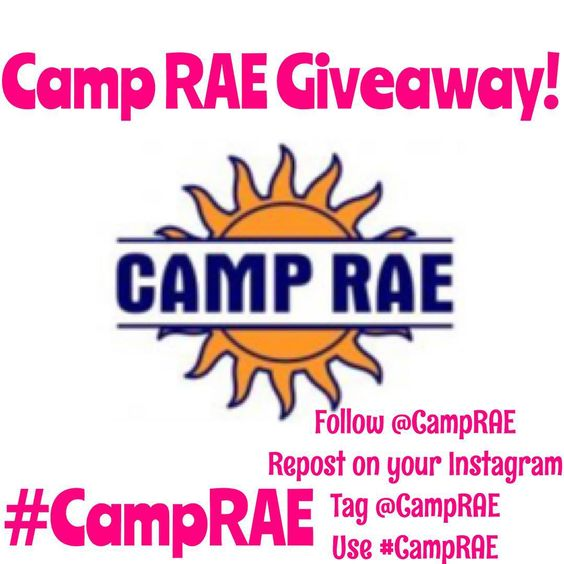 Please share Camp RAE with your friends!  It will help our precious campers and you may just win a prize!  The winner will be selected at camp on Friday, July 10 at 2:00!