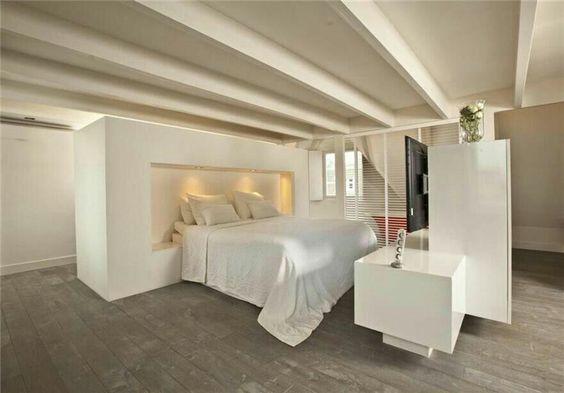 Mooie slaapkamer ontwerp Jan des Bouvrie  Slaapkamer - Bedroom ...