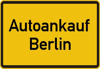 Altauto Ankauf Berlin