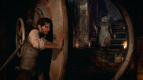 awesome The Evil Within Amazing Pictures