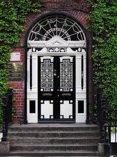 Dublin doors. | Flickr: Intercambio de fotos