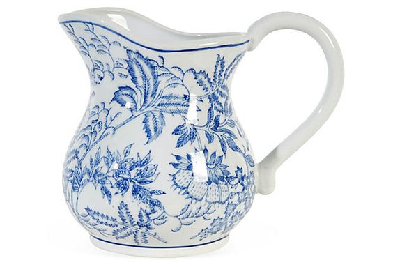 "8"" Fleur Pitcher on OneKingsLane.com$15"