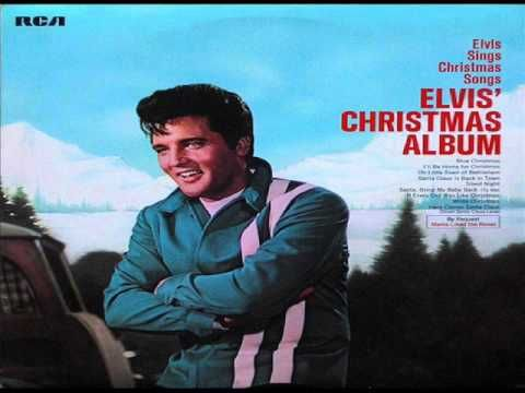 Elvis presley, Watches and Christmas albums on Pinterest